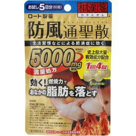 【第2類医薬品】ロート製薬 新・ロート防風通聖散錠満量 60錠