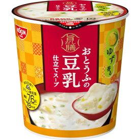 日清食品 旨だし膳 おとうふの豆乳仕立てスープ 17g