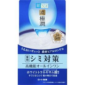 ロート製薬 肌ラボ 極潤美白パーフェクトゲル 100g (医薬部外品)