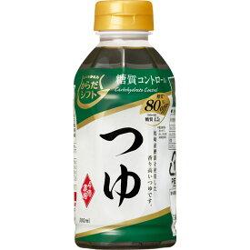 三菱食品 からだシフト 糖質コントロール つゆ(4倍濃縮) 300ml