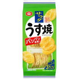 亀田製菓 サラダうす焼 85g【point】