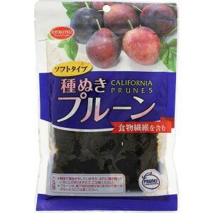 共立食品 ソフトプルーン 種ぬき 185g