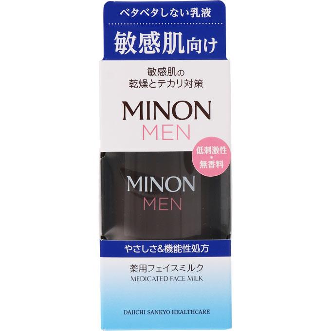 第一三共ヘルスケア ミノンメン 薬用フェイスミルク 100ml (医薬部外品)