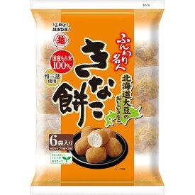 越後製菓 ふんわり名人 きなこ餅 75g