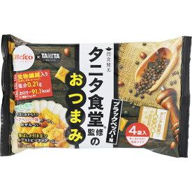 栗山米菓 タニタ食堂監修のおつまみ ブラックペッパー味 84g