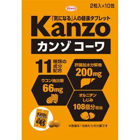 興和 カンゾコーワ 粒 2粒×10包