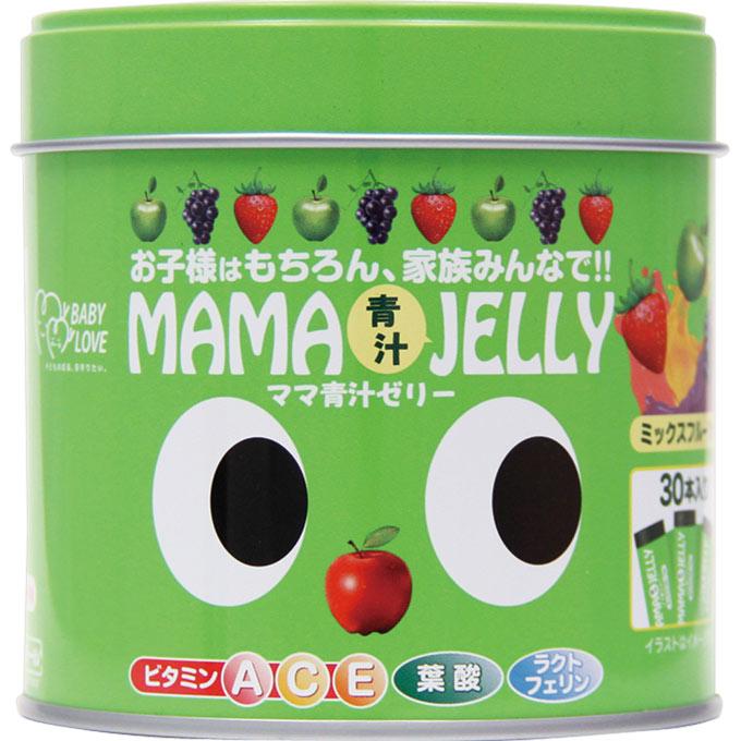 ママ青汁ゼリー 5g×30包