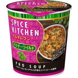 日清食品 スパイスキッチン トムヤムクンフォースープ パクチーワイルド 27g