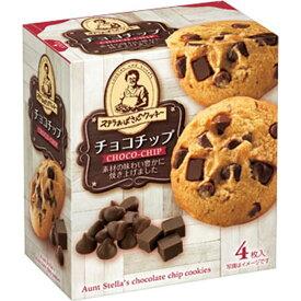 森永製菓 ステラ チョコチップクッキー 4枚
