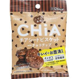 大塚食品 しぜん食感CHiA チョコチップ 25g