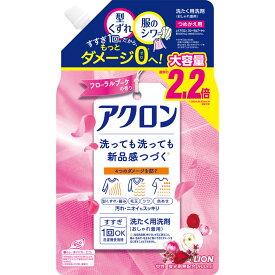 ライオン アクロン フローラルブーケの香り 詰替え(大) 900ml