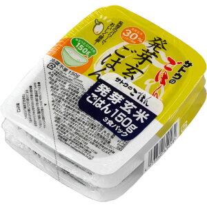 佐藤食品工業 佐藤 発芽玄米ごはん 3P 150g×3