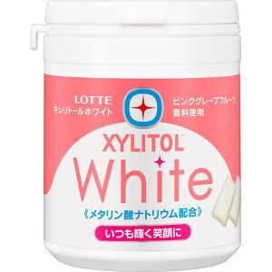 ロッテ キシリトールホワイト ピンクグレープフルーツ ボトル 143g