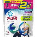 P&Gジャパン アリエール 洗濯洗剤 ジェルボール3D プラチナスポーツ 詰め替え 超特大 26個