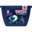 P&Gジャパン アリエール 洗濯洗剤 ジェルボール3D プラチナスポーツ 本体 14個