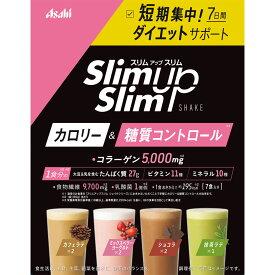 アサヒグループ食品株式会社 スリムアップスリム シェイク 7袋