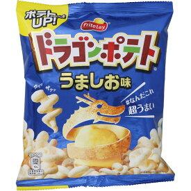 ジャパンフリトレー ドラゴンポテトうましお味 48g