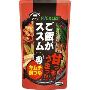 ヤマサ醤油 ご飯がススム キムチ鍋つゆ 750g