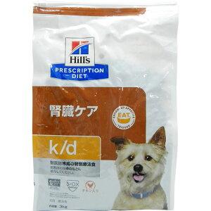 ヒルズ 犬用 k/d 腎臓ケア 3kg