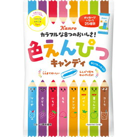 カンロ 色えんぴつキャンディ 80g