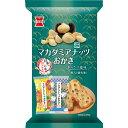 岩塚製菓 マカダミアナッツおかき 7枚