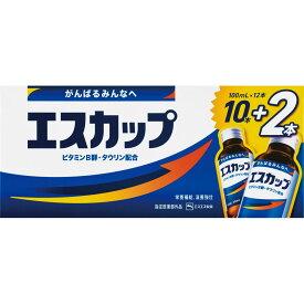 エスエス製薬 エスカップ 100ml×12本 (医薬部外品)
