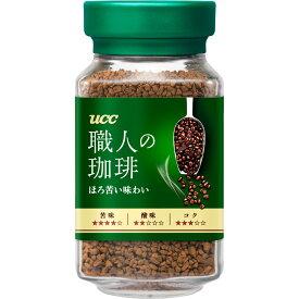 UCC上島珈琲 職人の珈琲 ほろ苦い味わい 瓶 90g