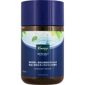 クナイプ・ジャパン クナイプ バスソルト サンダルウッドの香り 850g