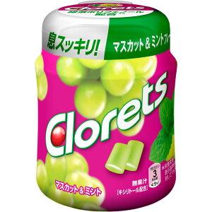 モンデリーズ・ジャパン クロレッツXP マスカット&ミントボトル 140g