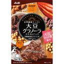 アサヒグループ食品株式会社 バランスアップ 大豆グラノーラ カカオ&ナッツ 3枚×5袋