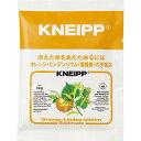 クナイプ・ジャパン クナイプバスソルト オレンジ・リンデンバウム 40g