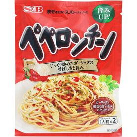 ヱスビー食品 まぜるだけのスパゲッティソース ペペロンチーノ 44.6g