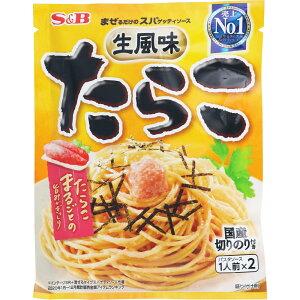 ヱスビー食品 まぜるだけのスパゲッティソース 生風味たらこ 53.4g