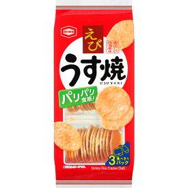 亀田製菓 えびうす焼 80g