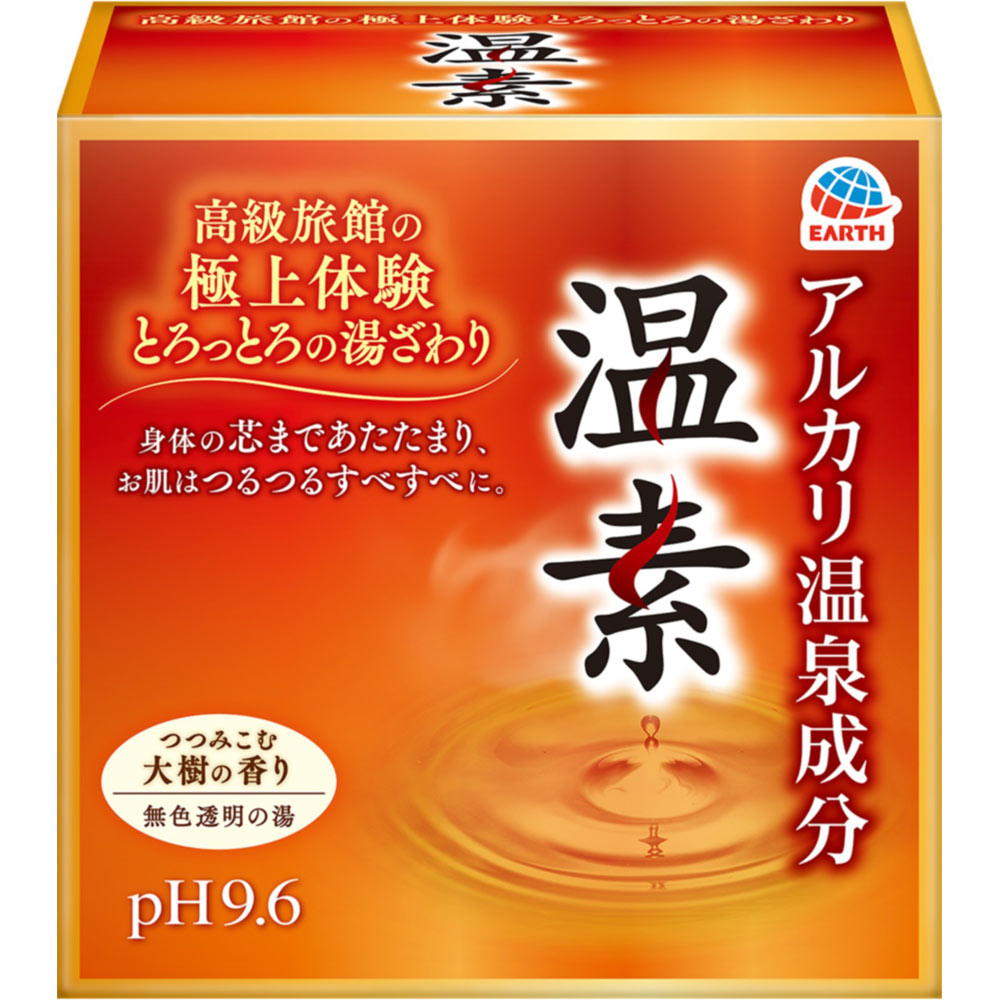 アース製薬 温素 15包(医薬部外品)