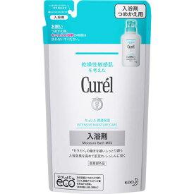 花王 キュレル 入浴剤 つめかえ用 360ML (医薬部外品)