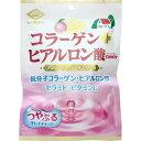 佐久間製菓 コラーゲン+ヒアルロン酸キャンディ 60g