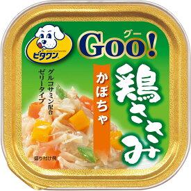 日本ペットフード ビタワングー 鶏ささみ かぼちゃ 100g