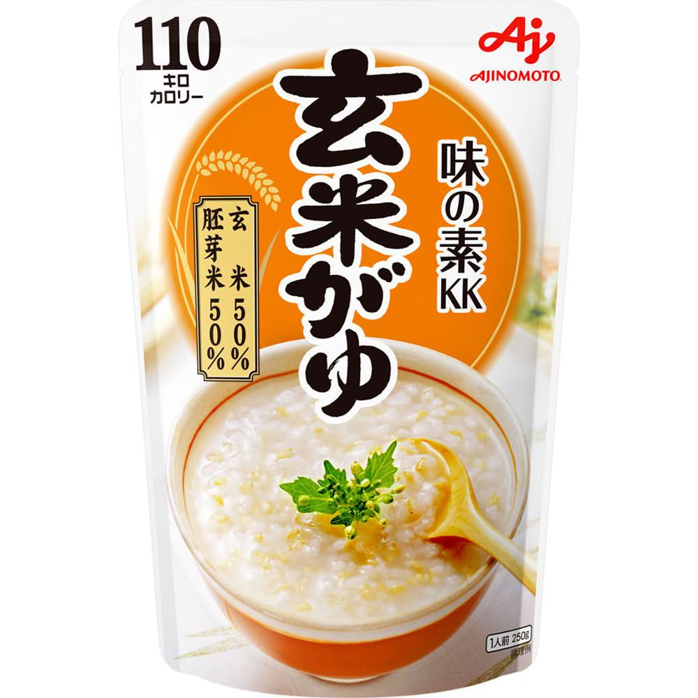 味の素 おかゆ 玄米がゆ 250g