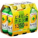 ポッカサッポロフード&ビバレッジ キレートレモン 155ml×6