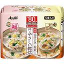 アサヒグループ食品株式会社 リセットボディ 体にやさしい鯛&松茸雑炊 5食