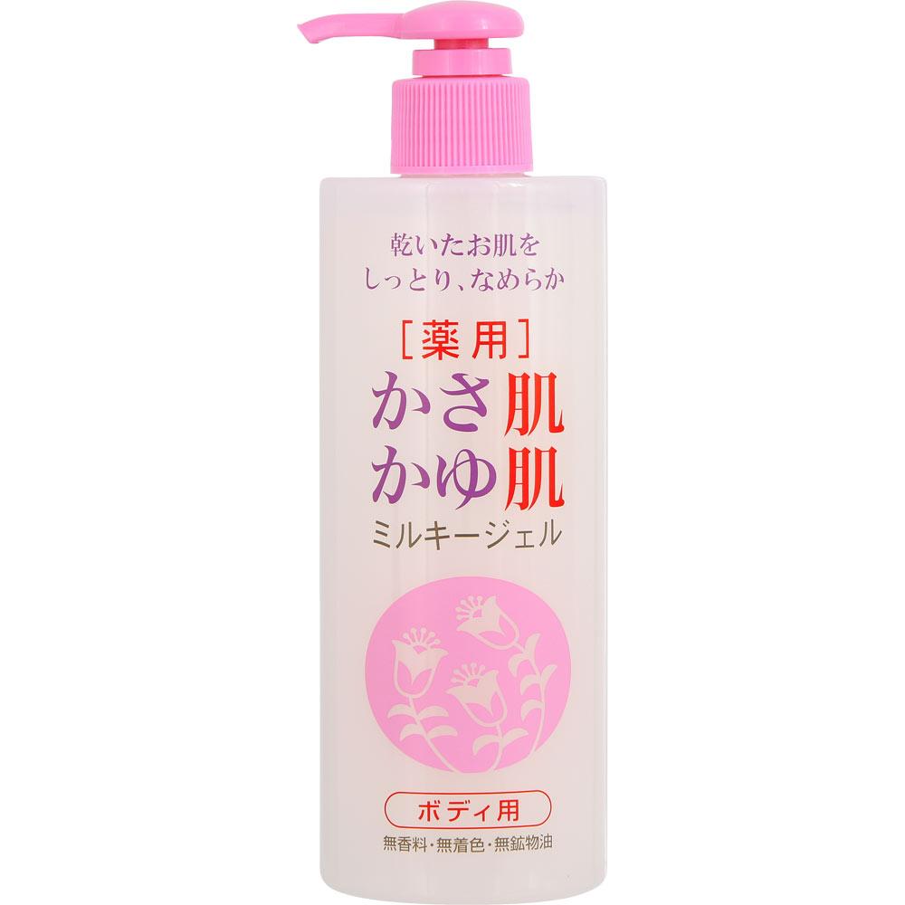 薬用 かさ肌かゆ肌ミルキージェル 300ml (医薬部外品)