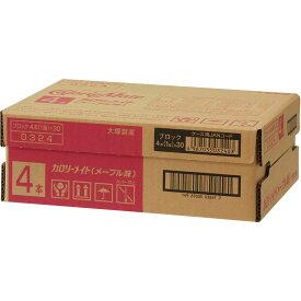 大塚製薬 カロリーメイト ブロック(メープル味) 80g×30