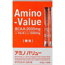 大塚製薬 アミノバリュー サプリメントスタイル 10袋