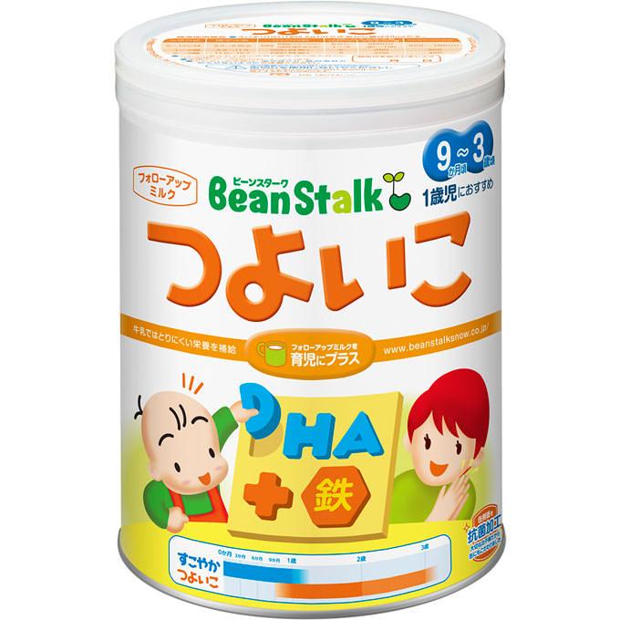 ビーンスターク・スノー ビーンスタークつよいこ(大缶) 820g