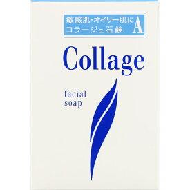 持田ヘルスケア コラージュA脂性肌用石鹸 100g