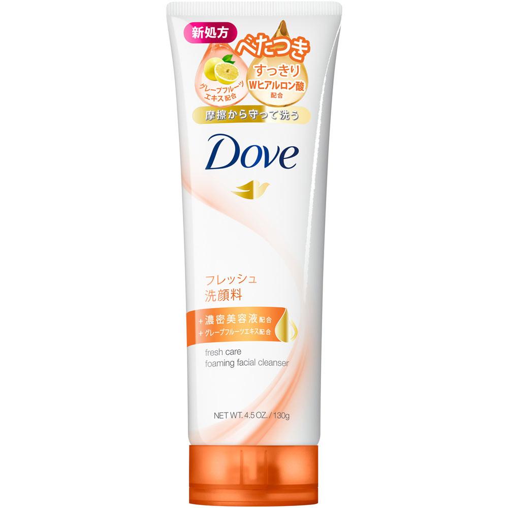 ユニリーバ・ジャパン ダヴ フレッシュ 洗顔料 130g