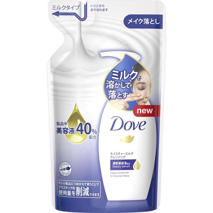 ユニリーバ・ジャパン ダヴ モイスチャーミルククレンジング つめかえ用 180ml