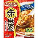味の素 CookDo(中華合わせ調味料) あらびき肉入り赤麻婆豆腐用 120g