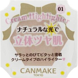井田ラボラトリーズ キャンメイク クリームハイライター 01 _